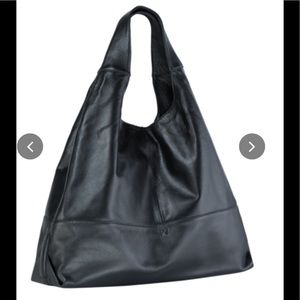 MOFE Halcyon Slouchy Leather Tote